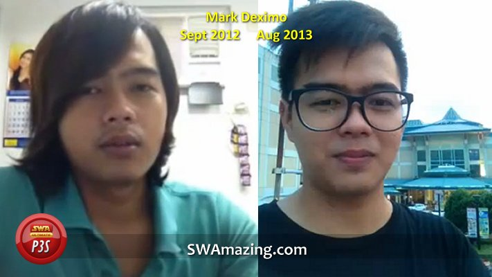 SWAmazing Anniversary Transformation
