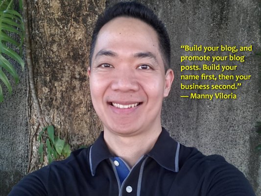 Manny Viloria - Build Your Name