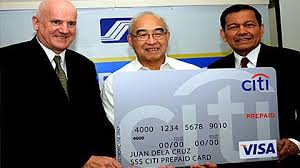 SSS Salary Loans and Prepaid Cards