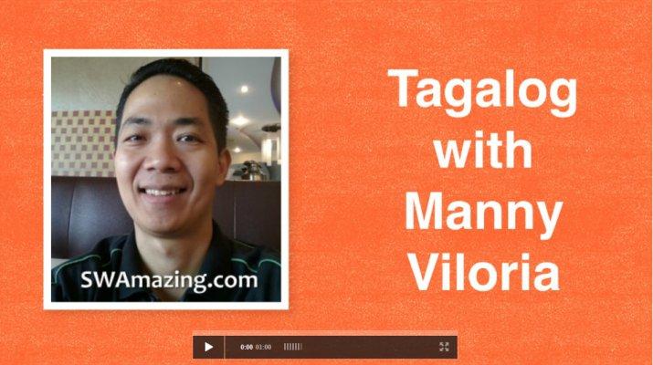 Tagalog Lesson – Star