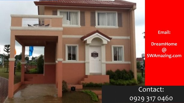 4 Bedroom Overlooking House and Lot Antipolo Camella Montego