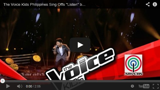 SURVEY: Who's Your Fave The Voice Kids Philippines 2014