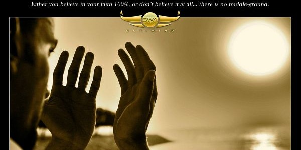 SWA UltiMind Poster – Faith in Your Faith