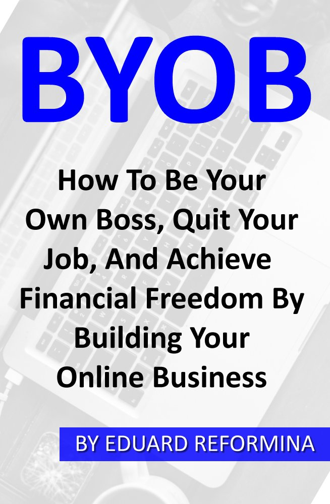 Be Your Own Boss ebook