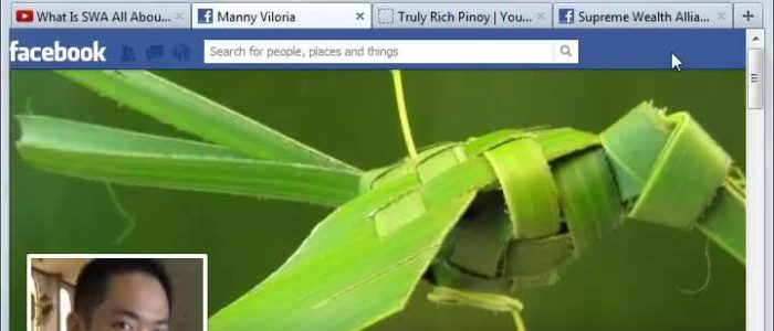 Facebook Sharing Strategy by Manny M. Viloria