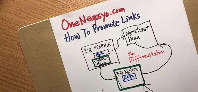 How To Promote Online – OneNegosyo.com
