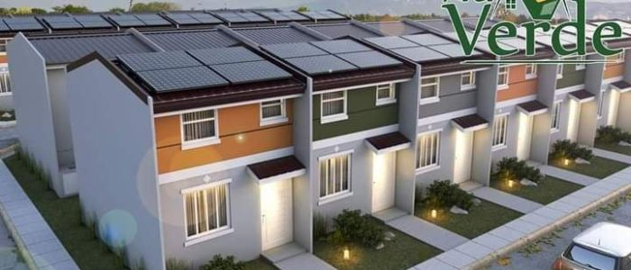 Via Verde Trece – Cavite Townhouse