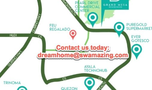 Grand Mesa Residences – Quezon City Condo