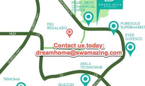 Grand Mesa Residences – Quezon City Condo